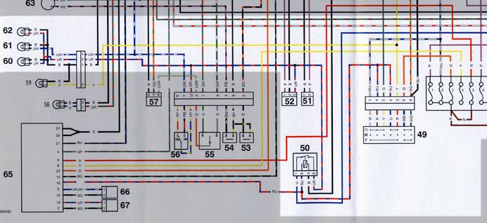 [DIAGRAM_5UK]  Heated Grip Installation on 2006 Triumph Sprint ST – SoggyCity | Triumph Sprint St Wiring Diagram |  | SoggyCity